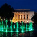 """""""Tańcząca fontanna"""" w sezonie wakacyjnym: Zmieni się częstotliwość koncertów"""