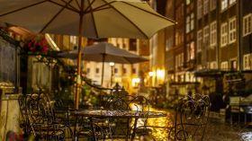 Ulica Mariacka w deszczu [ZDJĘCIE DNIA]