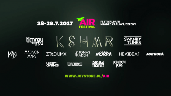 Zdjęcie z artykułu: AIR Festival w czeskim Hradec Králové już w przyszłym tygodniu! Mamy dla Was bilety!