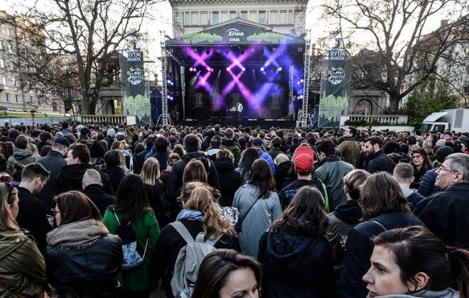 Zdjęcie z artykułu: Festiwal Enea Spring Break 2017 rozpoczęty! Koncerty w całym Poznaniu [PROGRAM]