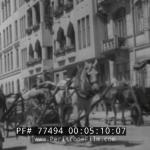 WOW! Niezwykłe filmy z przedwojennej Warszawy! Widzieliście? [WIDEO]