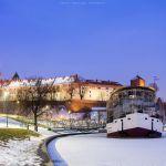 Zima pod Wawelem [ZDJĘCIE DNIA]
