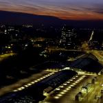 ZOBACZ piękną Łódź w teledysku Mospina! Raper pokazał miasto nocą [WIDEO]