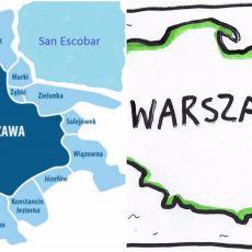 Internauci śmieją się z pomysłu powiększenia Warszawy. Zobacz najlepsze memy [GALERIA]