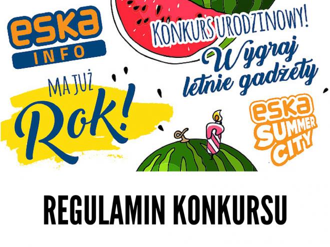 """Zdjęcie z artykułu: Regulamin Konkursu serwisu ESKAINFO.pl - """"Ilu fanów?"""""""
