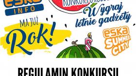"Regulamin Konkursu serwisu ESKAINFO.pl - ""Ilu fanów?"""