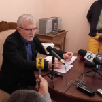 Odwołali Cezarego Morawskiego ze stanowiska dyrektora Teatru Polskiego, ale ta decyzja została już zablokowana