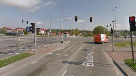 Koniec prac na Budowlanych! Przejazd przez skrzyżowanie ze Słowackiego będzie łatwiejszy