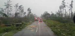 Straty po nawałnicy są ogromne! Zniszczone lasy i ośrodki wypoczynkowe [WIDEO]
