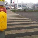 Koniec żółtych przycisków przy przejściach dla pieszych