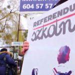 130 tys. podpisów w sprawie referendum edukacyjnego [WIDEO NOWA TV 24 GODZINY]