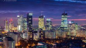 Warszawa niczym Nowy Jork [ZDJĘCIE DNIA]