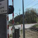 Utrudnienia. Zamknięty przejazd kolejowy przy Liściastej