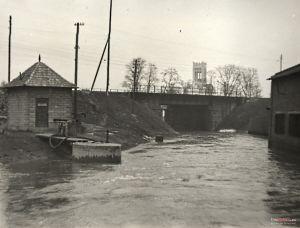 Powódź w Lublinie - 1947 r.
