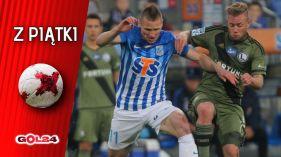 """""""Z piątki"""", czyli pięć pytań... o mecz Legia - Lech"""