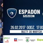 Espadon Szczecin powalczy o bardzo cenne punkty