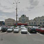 Plac Dworcowy wyłączony z ruchu. Nie zostawisz samochodu przy Dworcu PKP!