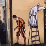 Usunięty w Rzymie mural z papieżem Franciszkiem powstanie w Poznaniu?