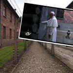 """""""Panie, przebacz tyle okrucieństwa"""". Za nami wizyta papieża Franciszka w Auschwitz-Birkenau"""