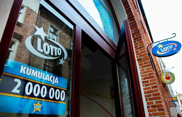 10 najwyższych wygranych w Lotto w Krakowie [GALERIA]