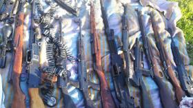Gang handlarzy i przemytników broni rozbity przez wrocławskie CBŚP [WIDEO NOWA 24 GODZINY]