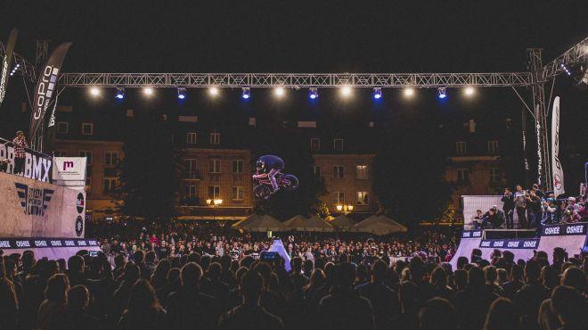 Zdjęcie z artykułu: BMX-y i street workout na placu Wolności - do Poznania zjadą zawodnicy z całej Polski