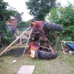 Koziegłowy: traktor przygniótł 5-letnią dziewczynkę