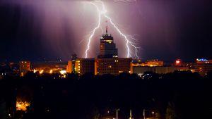 Burze w Szczecinie