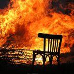 Wczoraj popołudniu w podrzeszowskim Kamieniu zapalił się dom. W środku znajdowała się kobieta [AUDIO]