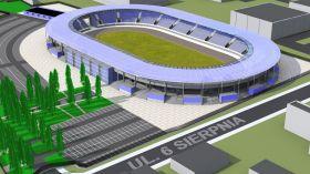 Umowa na budowę stadionu żuzlowego w Łodzi podpisana [WIZUALIZACJE] Stadion Orła Łódź coraz bliżej!