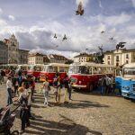Na ulice Bydgoszczy wróciły stare autobusy [ZDJĘCIE DNIA]