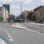 Remont ul. Dąbrowskiego – kolejna zmiana organizacji ruchu od niedzieli