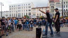 Zawisza Bydgoszcz świętował awans do do A klasy [ZDJĘCIA]