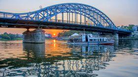 Most Piłsudskiego [ZDJĘCIE DNIA]