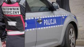 Białystok: Zderzenie dwóch aut w okolicy Andersa. 48-latka została ranna