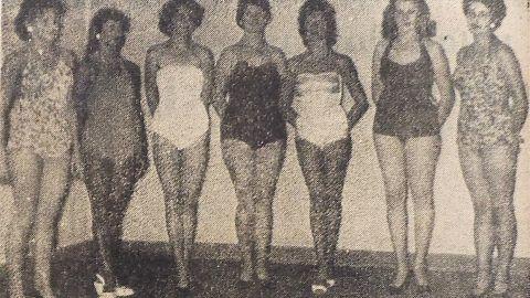 Bydgoskie piękności sprzed 60 lat. Tak wybierano miss