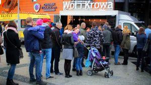 Festiwal food trucków w Szczecinie