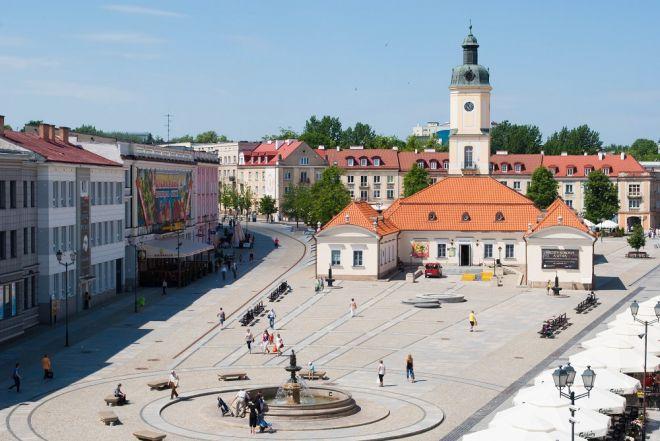 Zdjęcie z artykułu: Białystok: Na Rynku Kościuszki poleje się krew!