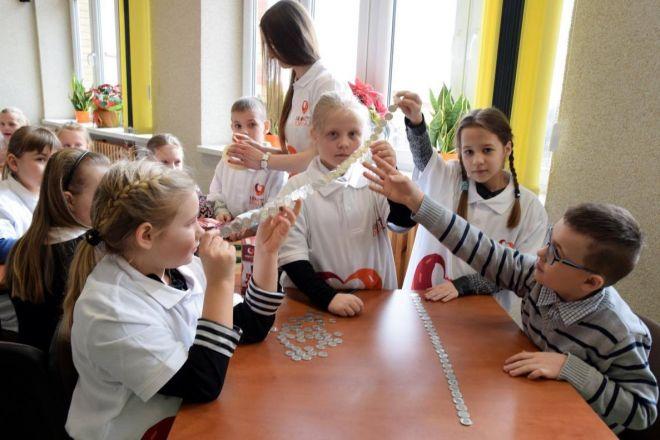Zdjęcie z artykułu: Kilometry Dobra 2017. Białostocka Caritas spróbuje obronić tytuł Mistrza Świata w Dobroci!