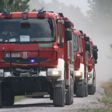 Widzisz dużo strażaków? Wiemy, co się dzieje! [ZDJĘCIA]