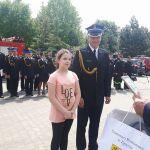 10-letnia Marlena zapobiegła tragedii, kiedy jej ojciec chciał wysadzić butlę z gazem [AUDIO]. Dziś została nagrodzona