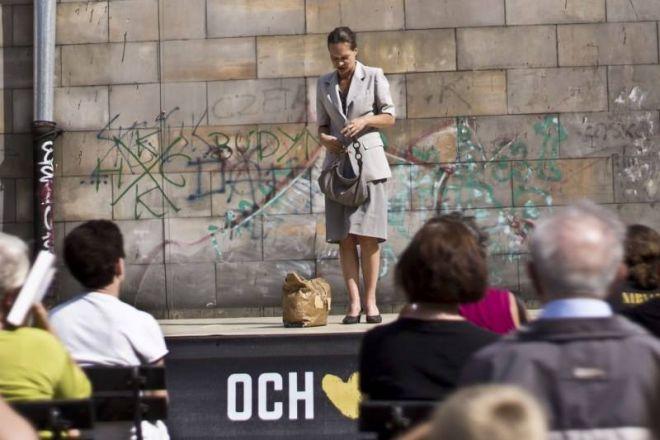 Zdjęcie z artykułu: Koniec plenerowych spektakli Teatru Polonia i Och-Teatru. Rząd nie dał pieniędzy fundacji Krystyny Jandy