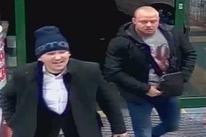 Ukradli głośniki ze sklepu na Al. Marcinkowskiego
