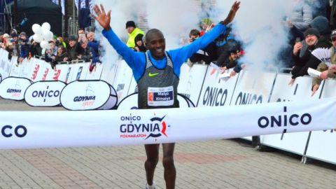 Znamy zwycięzców ONICO Gdynia Półmaratonu. Pierwszy Kenijczyk, mieszkaniec Władysławowa w pierwszej piątce