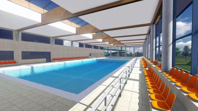 Zdjęcie z artykułu: To ma być basen pełen atrakcji! Kiedy początek budowy?