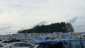 120 tysięcy ludzi bawi się na Woodstocku w Kostrzynie!
