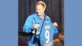 W Lechu znowu będzie grał zawodnik z numerem 9 na koszulce, który wydawał się zarezerwowany dla Reissa