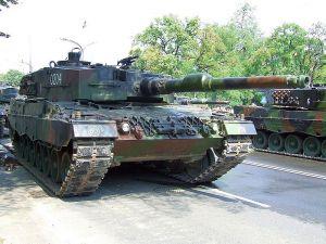 Czołg Leopard 2A4
