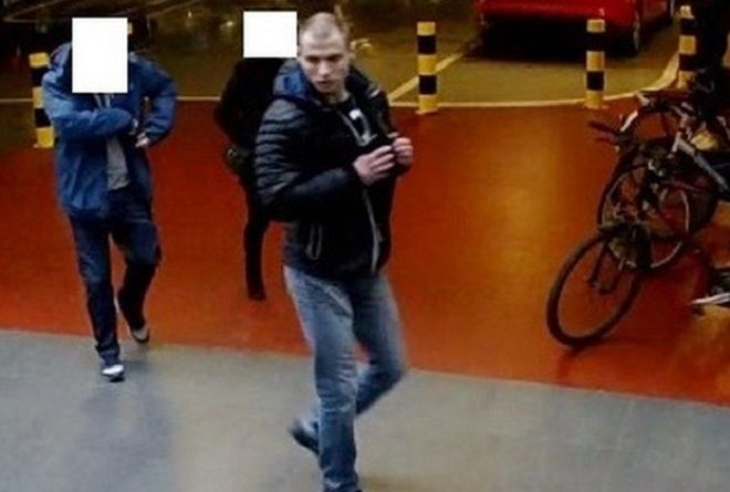 Zdjęcie z artykułu: Ukradł kobiecie telefon w centrum handlowym. Kto rozpoznaje złodzieja ze zdjęcia?