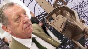 Minister Szyszko doczekał się pomnika w Warszawie [WIDEO NOWA TV 24 GODZINY]